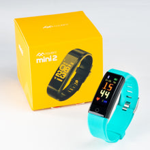 Load image into Gallery viewer, FOURFIT MINI 2 (Age 10+) - Kids activity tracker colour tracker childrens fitness watch