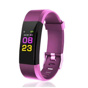 Kids activity tracker colour tracker FOURFIT MINI 2  tracker kids fitbit fitness watch band for children mini 2