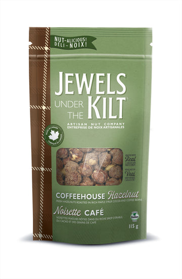 Coffeehouse Hazelnut <br> 4oz/115g