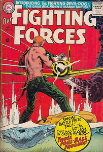 FL- OUR FIGHTING FORCES N.95 -- DC COMICS USA - 1965 - S - PBX