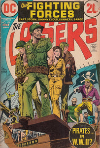 FL- OUR FIGHTING FORCES N.139 THE LOSERS -- DC COMICS USA - 1970 - S- PBX
