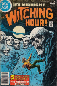 FL- THE WITCHING HOUR N.84-- DC COMICS USA - 1978 - S - PDX