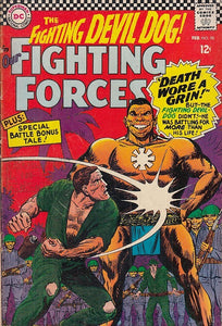 FL- THE OUR FIGHTING FORCES N.98-- DC COMICS USA - 1966  - S-PFX