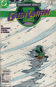 FL- THE GREEN LANTERN CORPS 200/221 LINGUA ORIGINALE -- DC USA - 1987 - S - PDX