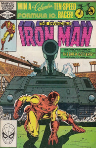 FL- IRON MAN N.155 -- MARVEL COMICS USA - 1982 - S - PRX