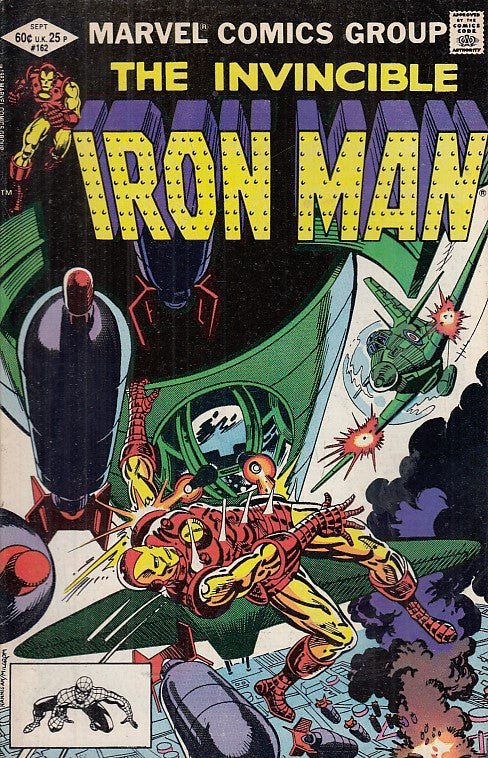 FL- IRON MAN N.162 -- MARVEL COMICS USA - 1982 - S - PRX