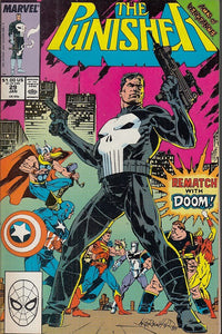 FL- THE PUNISHER N.29 IN LINGUA ORIGINALE -- MARVEL COMICS USA - 1990 - S - NQX