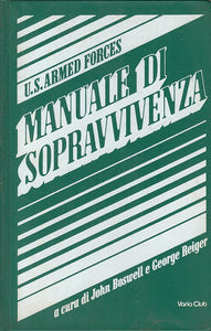 LZ- MANUALE DI SOPRAVVIVENZA - BOSWELL REIGER - EUROCLUB --- 1986 - B - ZFS247