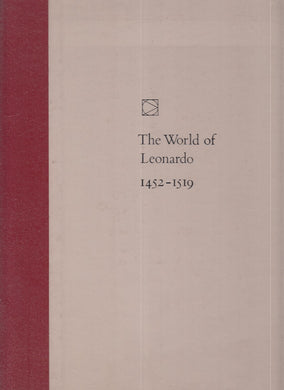 LT- THE WORLD OF LEONARDO 1452/1519- WALLACE- TIME-LIFE BOOKS--- 1981- C- YFS886