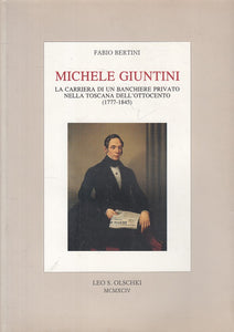 LS- MICHELE GIUNTINI CARRIERA BANCHIERE - BERTINI- FIRENZE--- 1994 - BS - YFS724