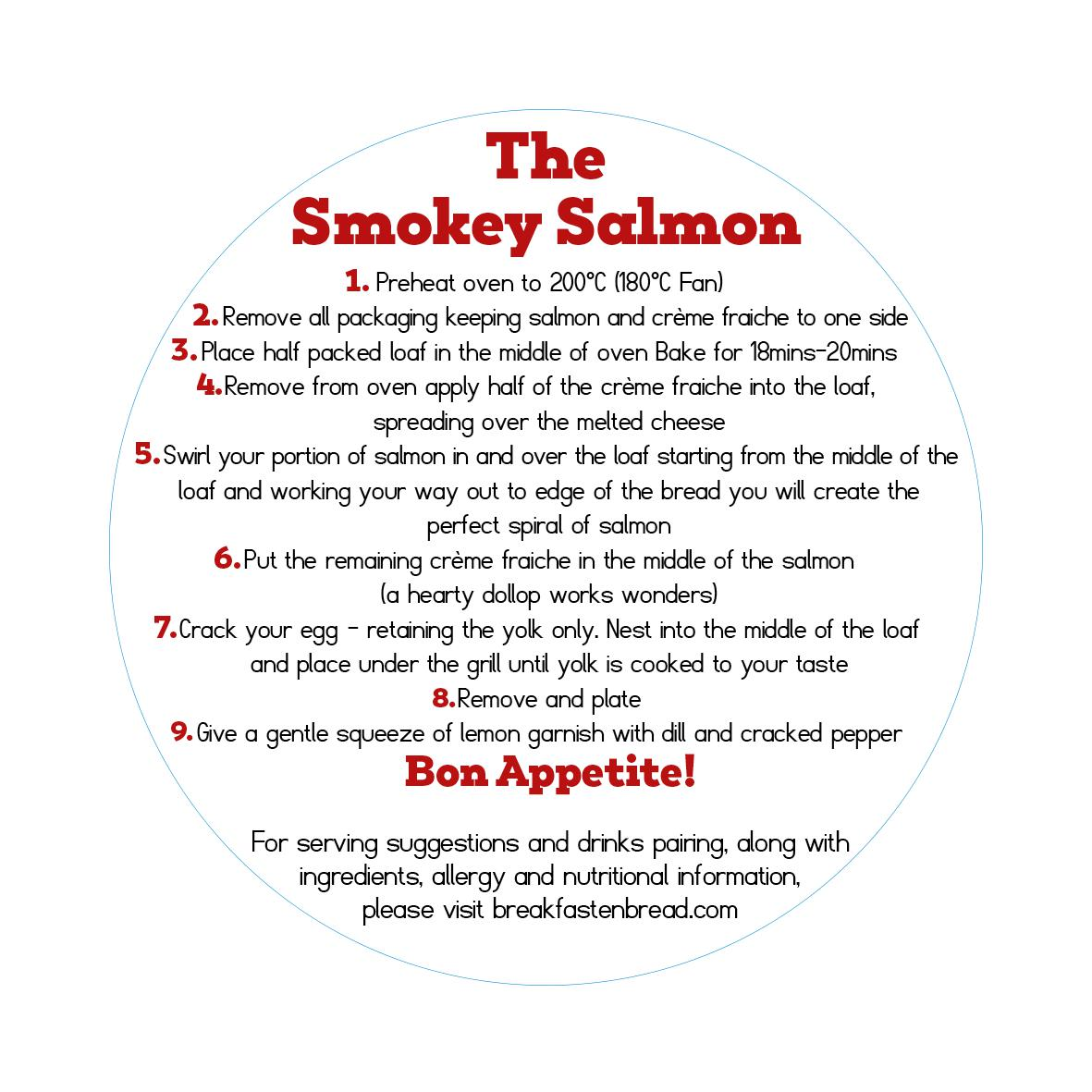 THE SMOKEY SALMON