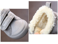 Snow Boots Warm Thicken Plush for Infants and Toddler