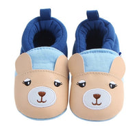 Rabbit Slippers Newborn Infant Baby Kid Slipper