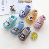 Non-Slip Soft Comfortable Bottom Floor Socks