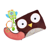 Owl Baby Crawling Blanket Cartoon Animals Play Mats