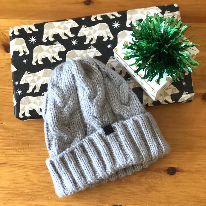 Imagine yourself ready to go outside and you realize how cold it is. Grab this amazing urban style beanie to add that extra bit of style and keep you nice and warm. Don't forget to grab one for your bestie or significant other too!