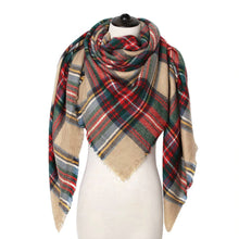 Load image into Gallery viewer, Beautiful Women's Pashmina Scarf
