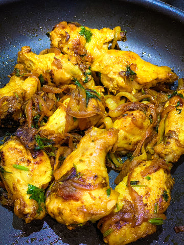 indian chicken wings recipe mumbai spice company