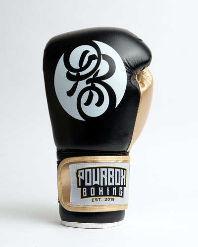 Unstoppable Series Training Glove Black/Gold.