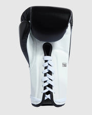 Premium Lace-up Glove Black/White