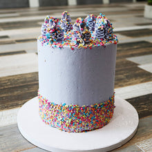 Load image into Gallery viewer, Blue Celebration Cake