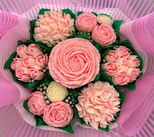 Load image into Gallery viewer, Mother's Day Flower Cupcake Bouquet (GF Options)