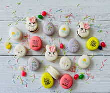 Load image into Gallery viewer, Easter Macarons