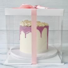 Load image into Gallery viewer, Rosette Drip Celebration Cake