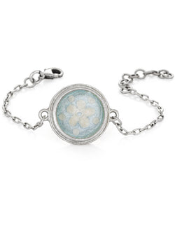 Laurel Bracelet - Aqua Blue