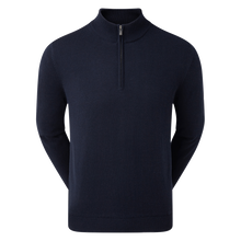 Load image into Gallery viewer, FootJoy VLGC Wool Zip Neck Sweater