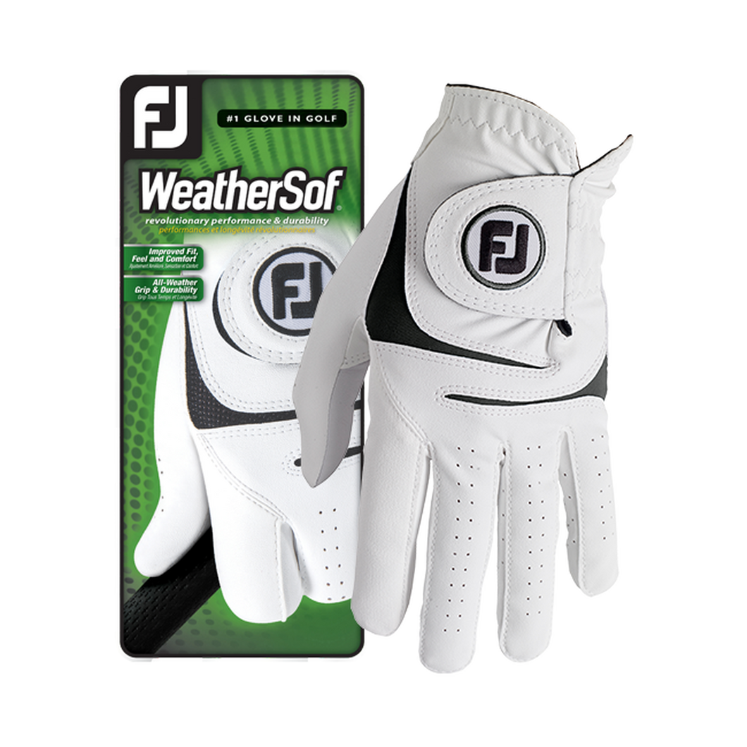 FootJoy WeatherSof LH Glove