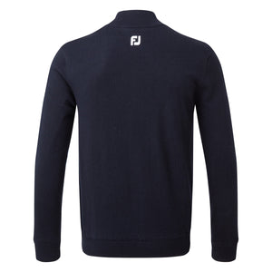 FootJoy VLGC Wool Zip Neck Sweater