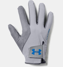 Load image into Gallery viewer, Under Armour Storm Golf Glove Grey