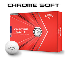 Load image into Gallery viewer, Callaway Chrome Soft Triple Track (Dozen)