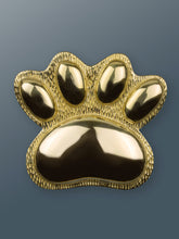 Load image into Gallery viewer, Brass Dog/Cat PAW Door Knocker - Brass Finish - Shop unique door knocker, wreaths & Christmas gift cards online! Brass bee