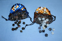 Large Scalemail Dice Bag