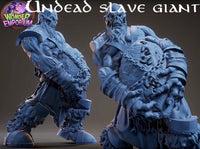 Undead Slave Giant