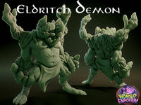 Eldritch Demon