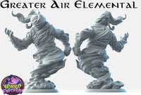Greater Air Elemental