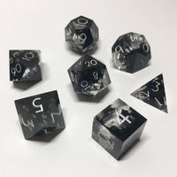 Timefall dice set