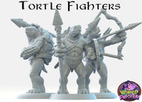 Tortle Fighters
