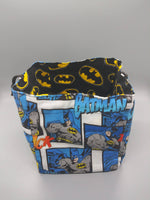 Batman Reversible Dice Bag