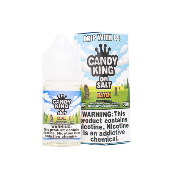 Candy King 30ML Salt Batch