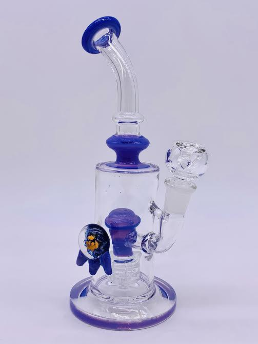 Glass Water Pipe Rigs Millie