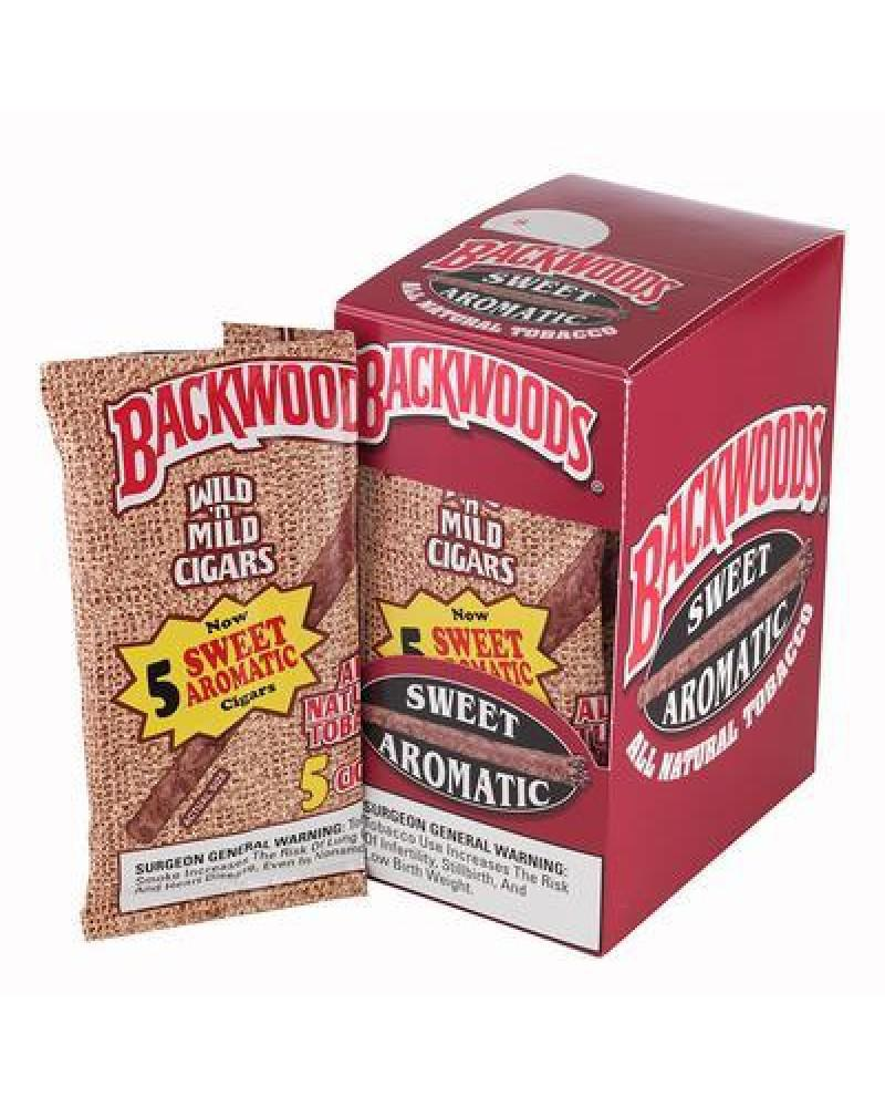 Backwoods 5CT Cigars Pouch