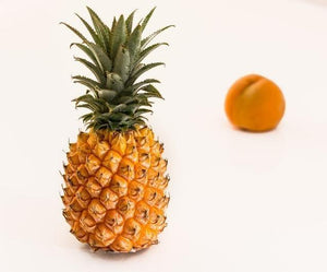 How much Bromelain in Pineapple