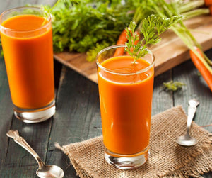 What is Carrot Juice Good For?