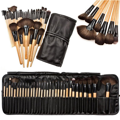 Kit 32 pinceaux maquillage