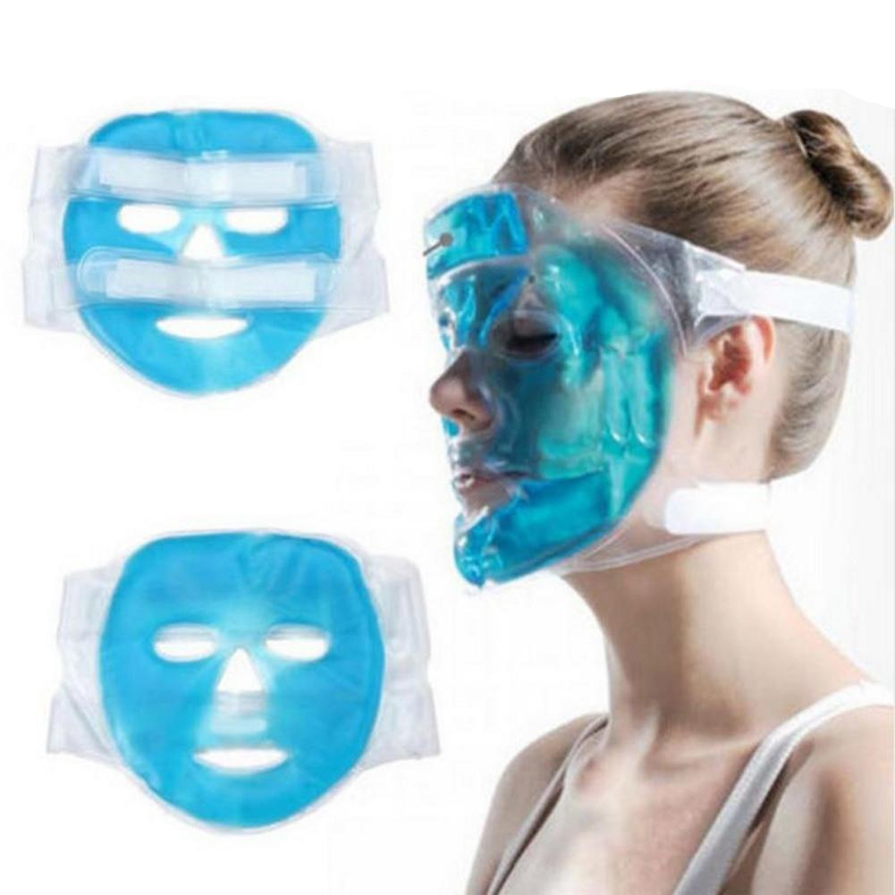 Masque gel visage