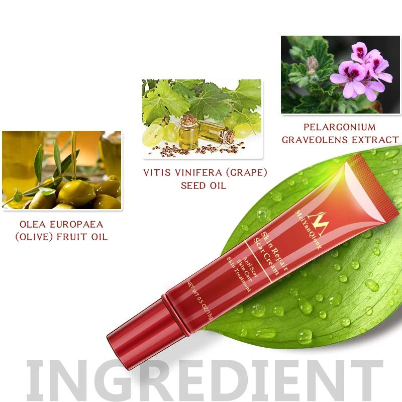 ingredient naturel creme cicatrice